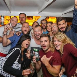 Party Cruise on the Danube