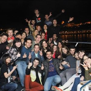 Party Cruise + Pub Crawl in Budapest