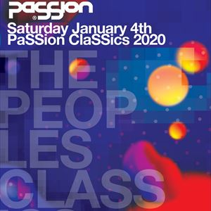 PaSSion The Peoples ClaSSics Jan 4th 2020