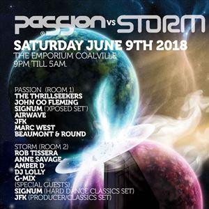 PaSSion Vs Storm