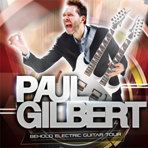 Paul Gilbert (Mr Big)