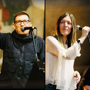 Paul Heaton & Jacqui Abbott