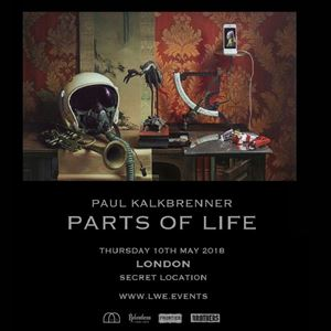 Paul Kalkbrenner - Parts Of Life London