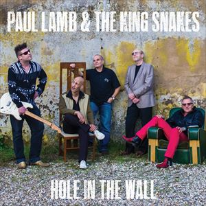 Paul Lamb and The King Snakes Tavern Blyth