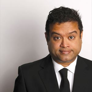 Paul Sinha 'Shout Out To My Ex'