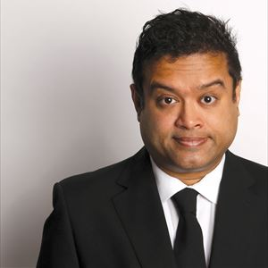 "Paul Sinha ""Shout Out To My Ex"""