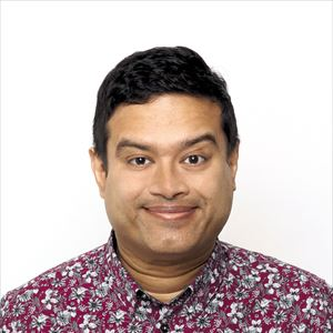 Paul Sinha - Work In Progress