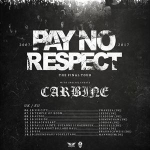 Pay No Respect