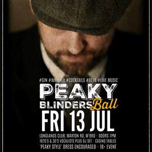 Peaky Blinders Ball (Mark 3)