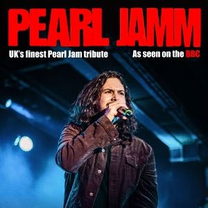 Pearl Jamm live at The Bullingdon