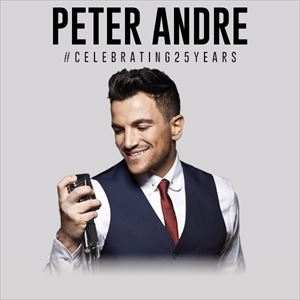 Peter Andre 'Celebrating 25 Years' Tour