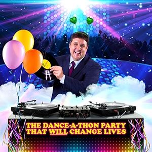 Peter Kay's Dance For Life 2018