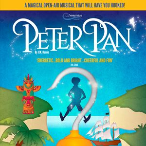 Peter Pan UK Tour