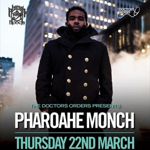 Pharoahe Monch - Exclusive Intimate Show