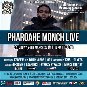 Pharoahe Monch LIVE