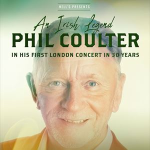 Phil Coulter live in London