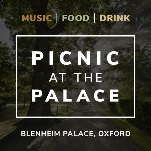 Picnic At The Palace - Lunch