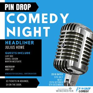 Pin Drop Comedy Night