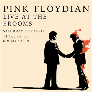 Pink Floydian Live at the E-Rooms
