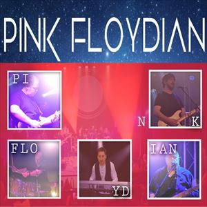 Pink Floydian - Warehouse 23