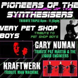 Pioneers of the Synthesiser