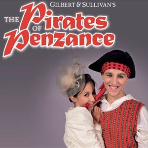 Pirates of Penzance at Cutty Sark