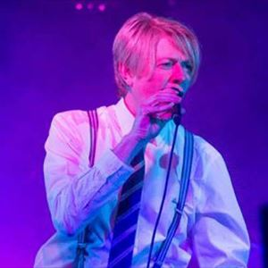 Pop Up Bowie - David Bowie tribute