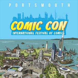 Portsmouth International Comic Con (SATURDAY)