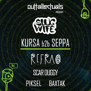 Present Kursa & Seppa, Refraq, Piksel, ScarDuggy