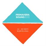 Primavera Sound 2013 (Barcelona)