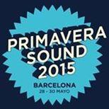Primavera Sound 2015 (Barcelona)