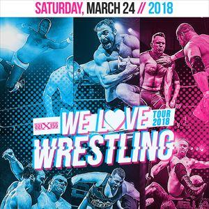 Progress Wrestling: WXW LIVE IN LONDON