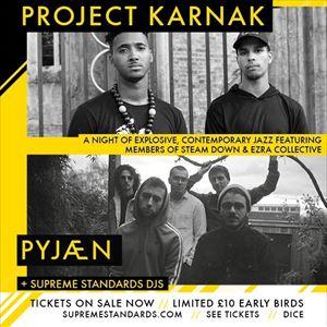 Project Karnak And Pyjaen