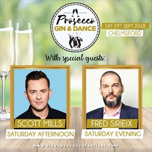 Prosecco, Gin And Dance Chelmsford