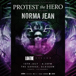 PROTEST THE HERO / NORMA JEAN