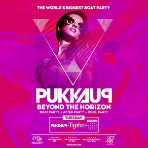 Pukka Up Boat Party San Antonio-Boat & Club & Pool