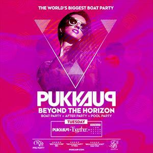 Pukka Up Boat Party San Antonio-Boat & Club & Pool