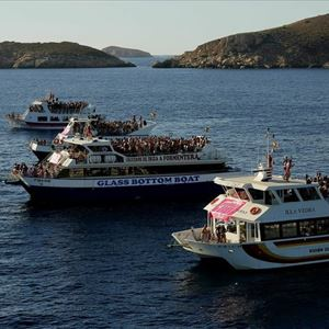 Pukka Up Ibiza - Saturday Sunset Boat Party