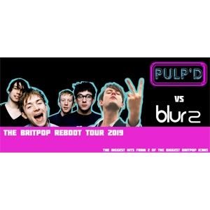 Pulp'd vs. Blur2 - Britpop Tribute Night