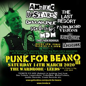 Punk For Beano 3