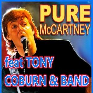 Pure McCartney feat Tony Coburn as Paul McCartney