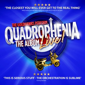 Quadrophenia - The Album Live