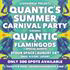 QUANTIC'S CARNIVAL AFTERPARTY