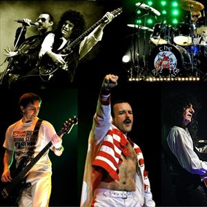 Queen by The Bohemians