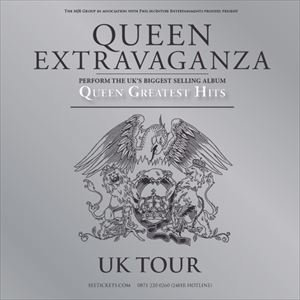 Roger Taylor's Queen Extravaganza Uk Tour 2018