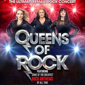 Queens of Rock @JACS