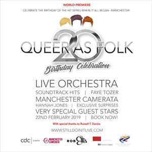 Queer As Folk 20; Still Doin It Live!