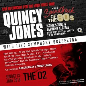 Quincy Jones: Soundtrack of the 80s and more