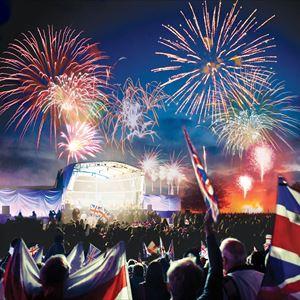 Ragley Hall Battle Proms Concert
