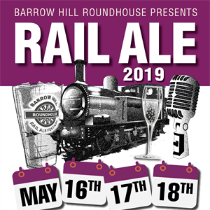Rail Ale Party Night - With Abba Revival